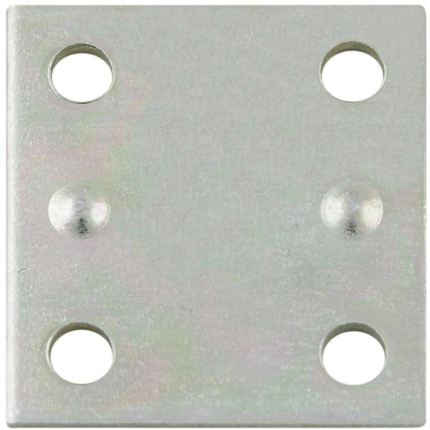 National Catalog V119 1-1/2 In. x 1-3/8 In. Mending Plate (4-Count) Image 1