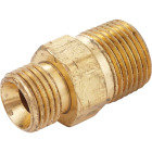 MR. HEATER 3/8 In. MPT x 9/16 In. LHMT Brass Male Pipe Fitting Image 1