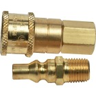 MR. HEATER 1/4 In. Gas Connector Image 1