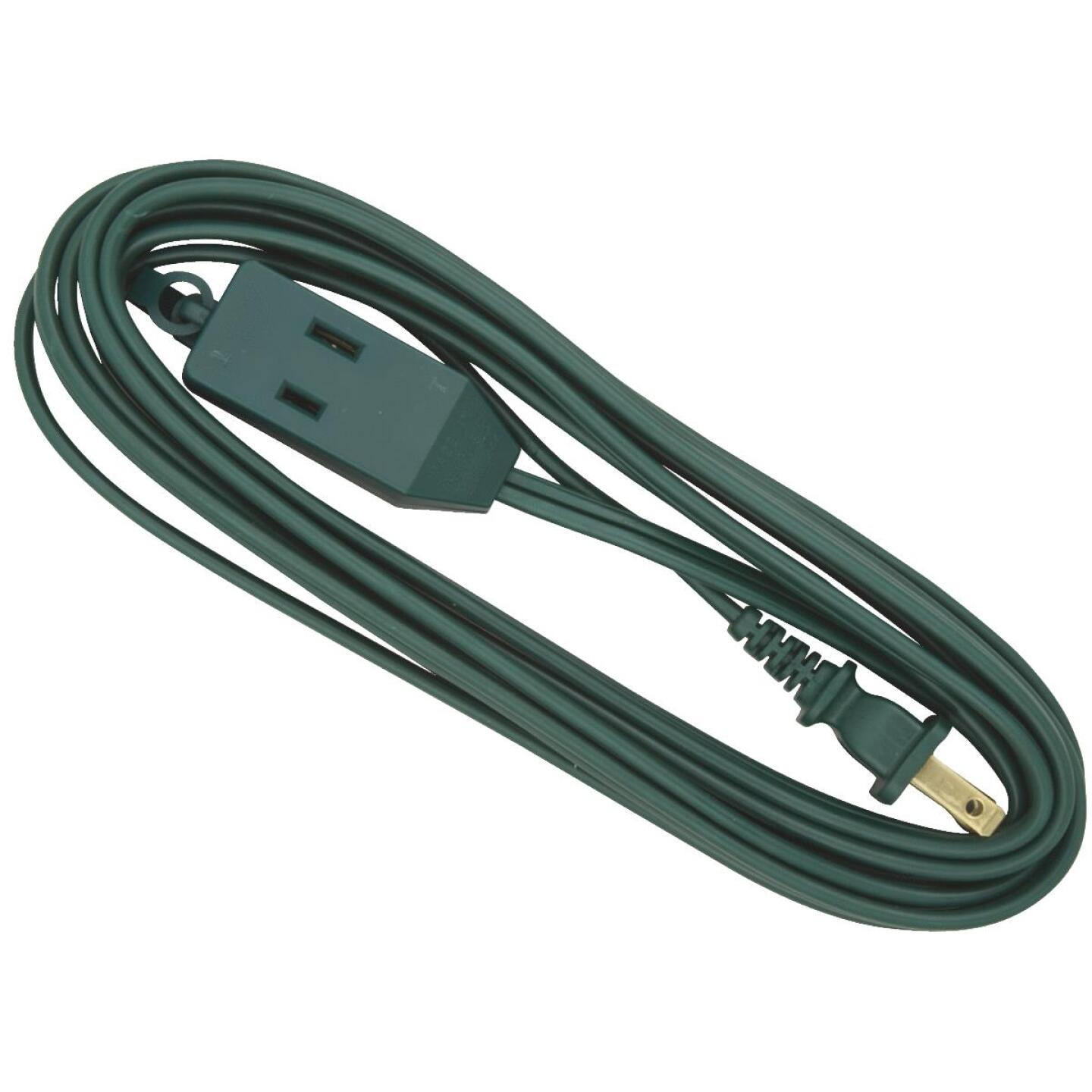 Do it 12 Ft. 16/2 Green Cube Tap Extension Cord Image 1