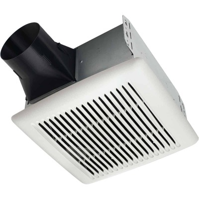 Broan 80 CFM 1.0 Sones 120V Bath Exhaust Fan