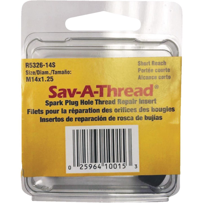 HeliCoil 14 x 1.25mm Short Spark Plug Thread Insert Image 1
