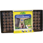 Jiffy Professional 72-Cell Greenhouse Seed Starter Kit with Superthrive Image 1
